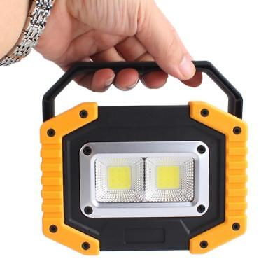 Sale 30W COB Emergency Lights With USB LED Work Light Cordless Floodlight ba