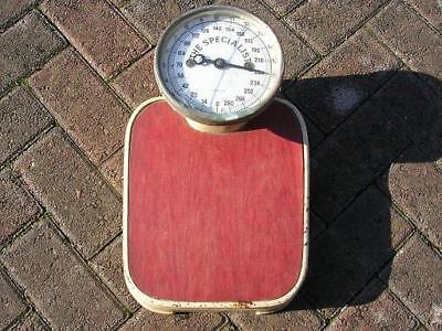 """Vintage """"The Specialist"""" bathroom scales - Spares or Repair - Craft, Upcycle"""