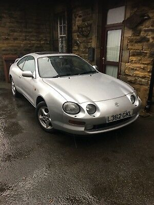 Toyota Celica coupe 2.0 manual 1994 Rare!low miles!!OFFERS INVITED OR P/X UPDOWN