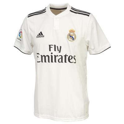 football jersey Adidas Real football jersey h 2018/19 White 36044 - New