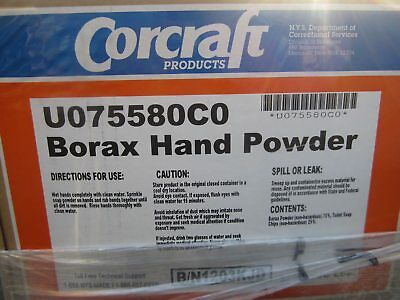 Corcraft Borax Hand Cleaner/laundry Powder Soap U075580C0 50Lb
