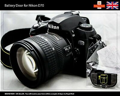 Replacement Battery Door / Cover / Lid for NIKON D70