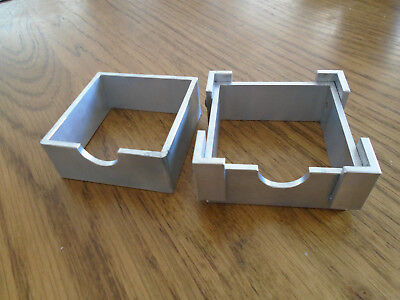 Delft Clay Casting Jewellery Mold Making SMALL SQUARE Mold