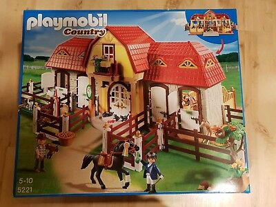 Playmobil Country  Grosser Reiterhof 5221