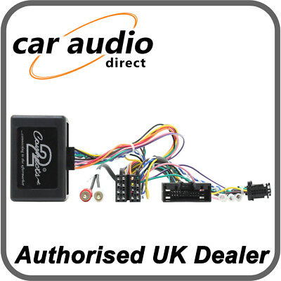 Connects2 CTSFO005.2 CAN BUS Stalk Adapter for Ford Fiesta 2010> 2012