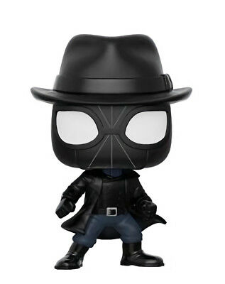 Marvel Spider-Man: Into the Spider-Verse Spider-Man Noir Pop! Vinyl Figure