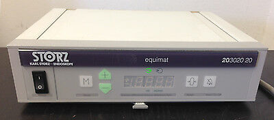 Karl Storz Endoscope 203020 20 Equimat System Console 20302020