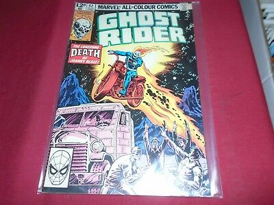 GHOST RIDER #42 Marvel Comics 1980 FN/VF