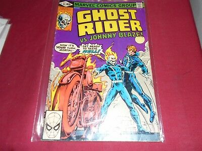 GHOST RIDER #43 Marvel Comics 1980 G/VG