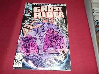 GHOST RIDER #44 Marvel Comics 1980 VG-