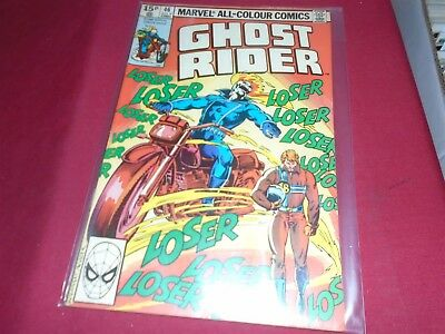 GHOST RIDER #46 Marvel Comics 1980 VF-