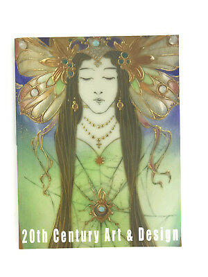20th Century Art And Design Treadway and Toomey Galleries 2008 Auction Catalog