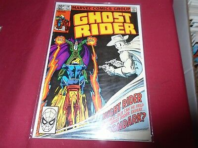 GHOST RIDER #56 Marvel Comics 1981 FN/VF
