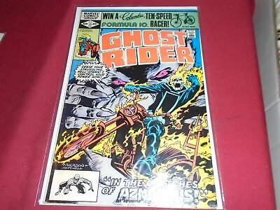 GHOST RIDER #64 Marvel Comics 1982 VG