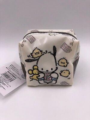 Sanrio Japan: Pochacco Small Zippered Pouch (C3)
