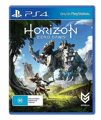 Horizon Zero Dawn PS4 BRAND NEW CHEAPEST
