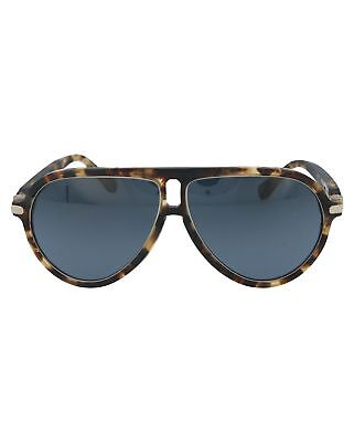 7237c85b0a  800 NEW AUTH BRIONI Aviator Real Horn Hand Made Italy Sunglasses ...