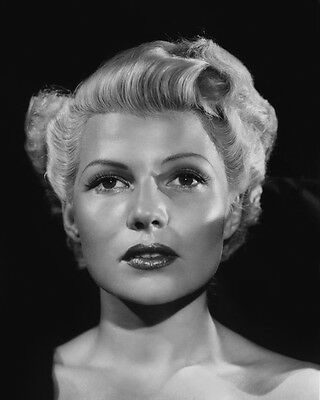 1947 Actress RITA HAYWORTH Glossy 8x10 Photo The Lady from Shanghai Print Poster