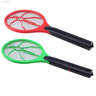 F053 Home Electric Three Layer Super Large Mesh Anti Mosquito Flying Swatter