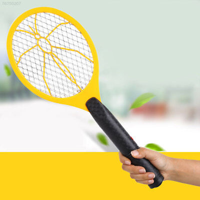 0C0C Electric Zapper Mosquito Single Swatter Hit Wasp Racket Pest Insect Killer