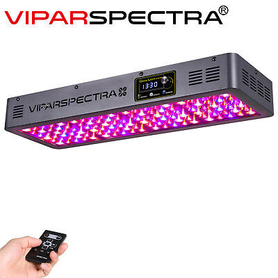 VIPARSPECTRA Timer Control Series TC600 600W LED Grow Light Dimmable VEG/BLOOM