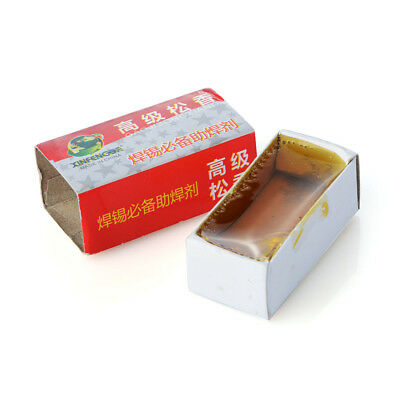 5Pcs /Lot Small Carton Solid Rosin Welding Soldering Flux Paste High-purity Gift