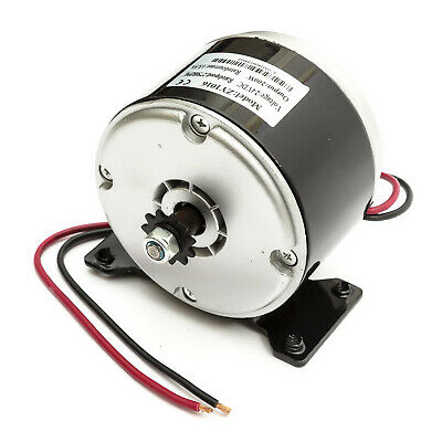 ZY1016 MY Black Electric Scooter Motor 24v 200w Brushed 24 Volt 200 Watt Chain