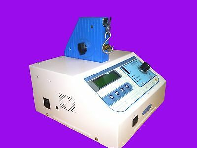 New Portable Cervical & Lumber Traction Therapy LCD Display Therapy Machine A@1F