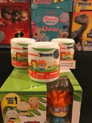 (3X)Mashems-Fashems *Premier Edition NICKELODEON NICK 90s* IN HAND-Quick Ship !