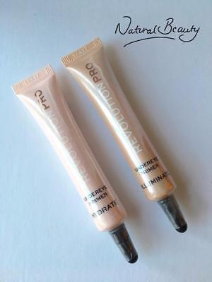 MAKEUP REVOLUTION PRO UNDER-EYE PRIMER Illuminate CONCEALER Brighten Dark Circle