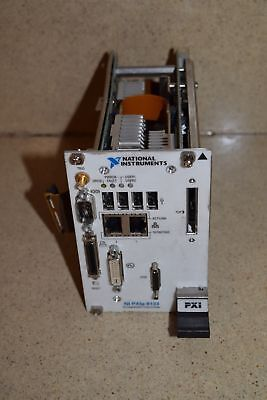 NATIONAL INSTRUMENTS NI PXIe-8133 EMBEDDED CONTROLLER
