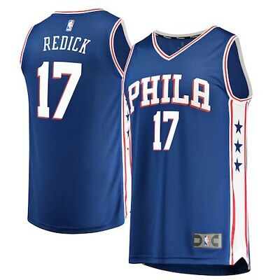 f5fd2703 Fanatics Branded JJ Redick Philadelphia 76ers Royal Fast Break Replica  Jersey -