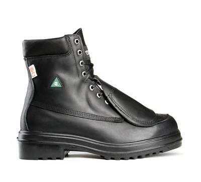 Terra Safety Shoe with Steel  Plate Metatarsal Guard MSRP: $210