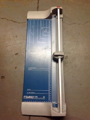 Dahle A3 Trimmer 460mm 508, Used.