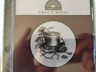 GUNS N ROSES - A Sides Club - Best Of Greatest Hits CD 2018 Universal BRAND NEW!