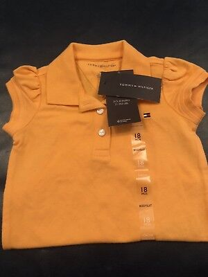 Tommy Hilfger Baby Body Suit Top