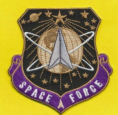 Space Force Fantasy Patch