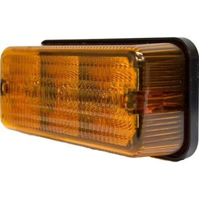Case IH Magnum-Maxxum-CX-MX Series Tractor LED Flashing Amber Light 3108