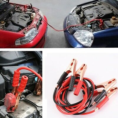 Heavy Duty 2M 500 AMP Emergency Jumper Cable Booster Jump Start Universal