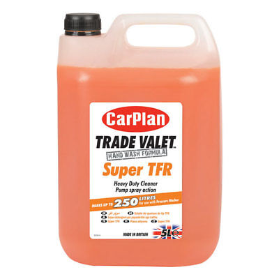 5L TFR Traffic Film Remover Cleaner 5 Litres Concentrate - TFR5000