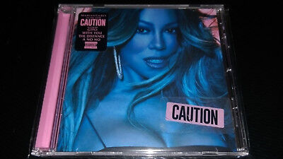 Mariah Carey - Caution CD (Explicit)