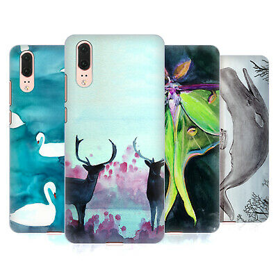 Official Mai Autumn Animals Hard Back Case For Huawei Phones 1