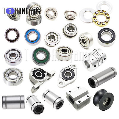 Linear Deep Groove Ball Bearing LM6UU 623ZZ KFL08 Mounted Block Bearing Bush