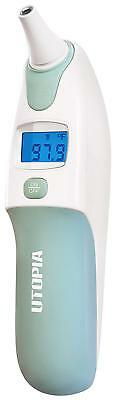 Utopia Home Digital Infrared Thermometer (Batteries not Included) Medical Ear