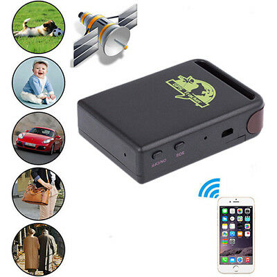 TK102B Mini GPS Real Time Car Locator Tracker Magnetic GSM/GPRS Tracking Device