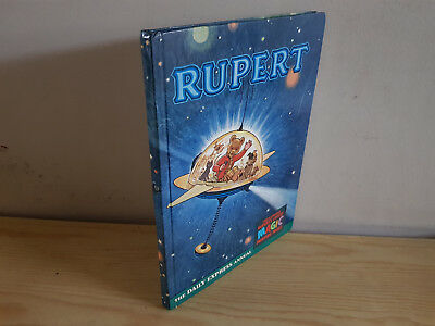 RUPERT ANNUAL 1966 Magic Paintings untouched!