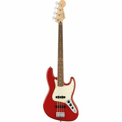 Fender - Player Jazz Bass PF Sonic Red
