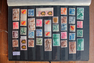 Lot Stamps Collection Germany Occupation Zone France  Mnh** (F111765)