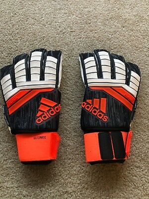 2105f9131c41 ... coupon for adidas predator ultimate pro goalie gloves size 10 cf1334  fingersave aa3a5 0aafe