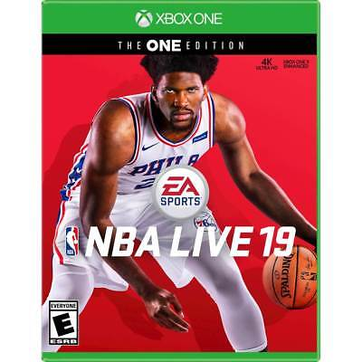 NBA LIVE 19 The One Edition - Xbox One